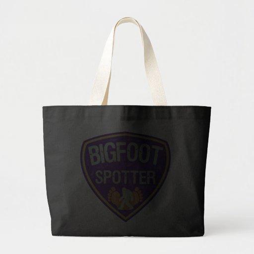 Bigfoot Spotter Canvas Bag