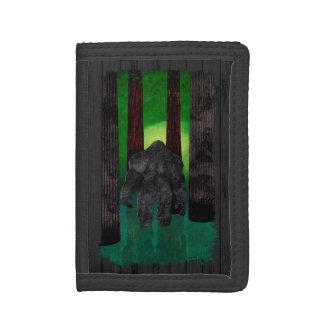 Bigfoot Trifold Wallet