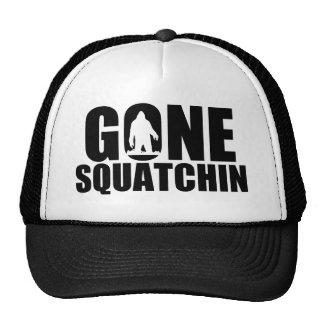 Bigfoot Truckers Hat