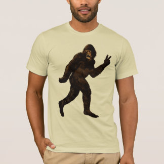 Bigfoot Yetti Sasquatch T-Shirt
