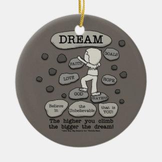 Bigger Dream Christmas Ornament