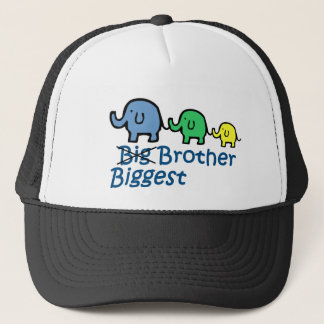 Biggest Bro Trucker Hat