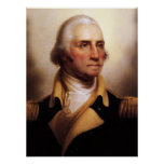 Biggest George Washington Portrait Poster