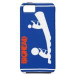 BigHead Canoe iPhone 5 Cover
