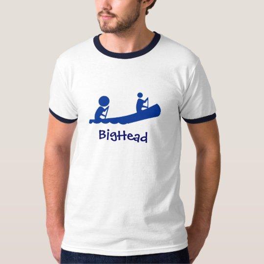 BigHead Canoe T-Shirt