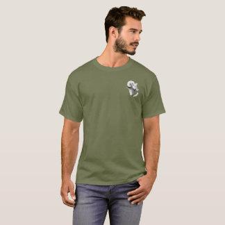 Bighorn. Ram. Bighorn sheep pocket T-Shirt