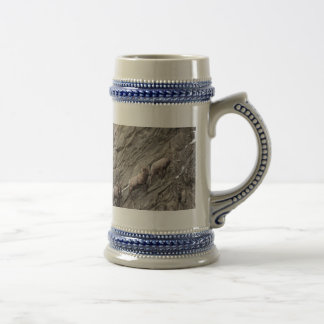 Bighorn Sheeps Coffee Mug
