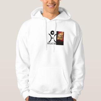 bigjoke  parker sweatshirt