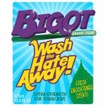 BIGOT Wash the Hate Away [cutout sculpture magnet] Cut Outs