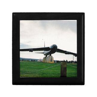 bigplane.jpg on display in Alabama Small Square Gift Box