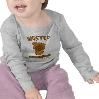 Bigstep Legend of Dubfoot FUNNY BIGFOOT DUBSTEP T Shirt