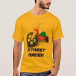BigWheel, STREET RACER T-Shirt