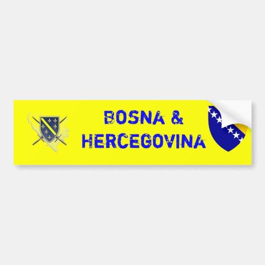 BiH Bumper Sticker