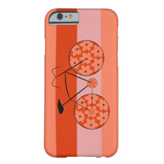 Bike and stripes barely there iPhone 6 case