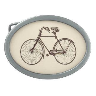 Bike bicycle belt buckle oatmeal cream brown