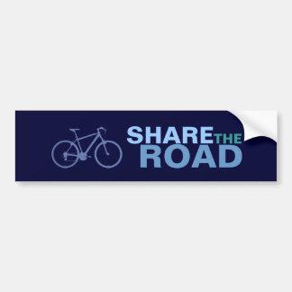 bike , bicycle ; biking / cycling bumper sticker