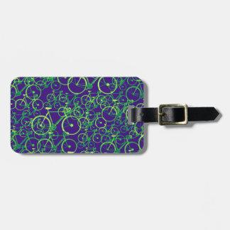 bike , bicycle ; biking / cycling luggage tag