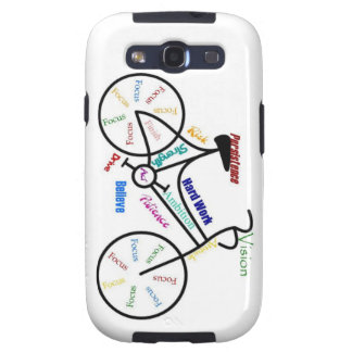 Bike, Bicycle, Cycle, Sport, Biking, Motivational Galaxy S3 Covers