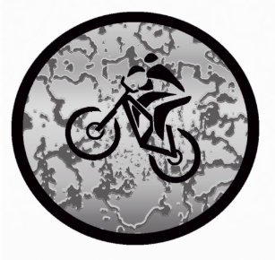 Black Bike Bumper Stickers Car Stickers Zazzle Uk