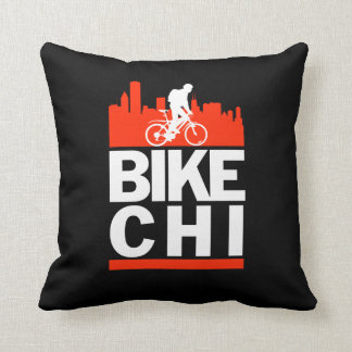 Bike Chicago Cushion