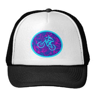 Bike Cross Wind Mesh Hats