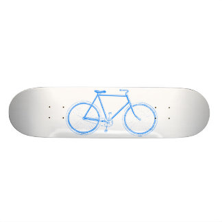 Bike Custom Skate Board