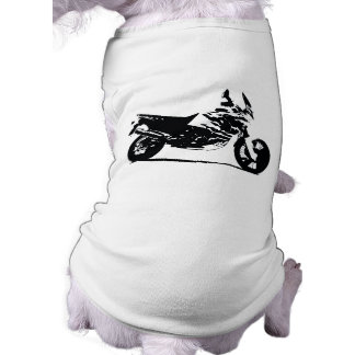 Bike Pet Tshirt