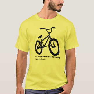 bike eco-friendly T-Shirt