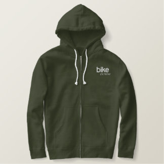 bike, EXTREME Embroidered Hoody