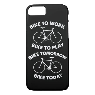 Bike Forever - Cool Cycling iPhone 8/7 Case