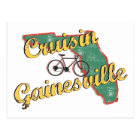 Bike Gainesville Bicycle Florida Postcard