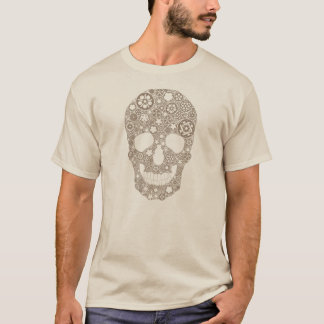 Bike Gear skull T-Shirt