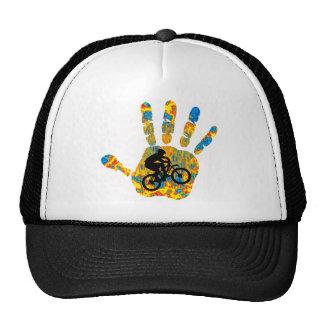 Bike  inspired cap
