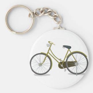 Bike Key Ring