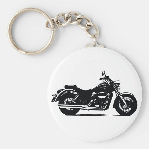 Bike Key Chains