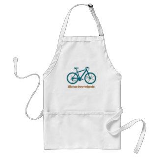 bike life sports apron