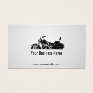 Bike Motorcycle Performance Business Card