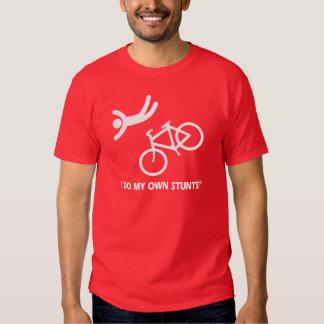 Bike My Own Stunts Shirt