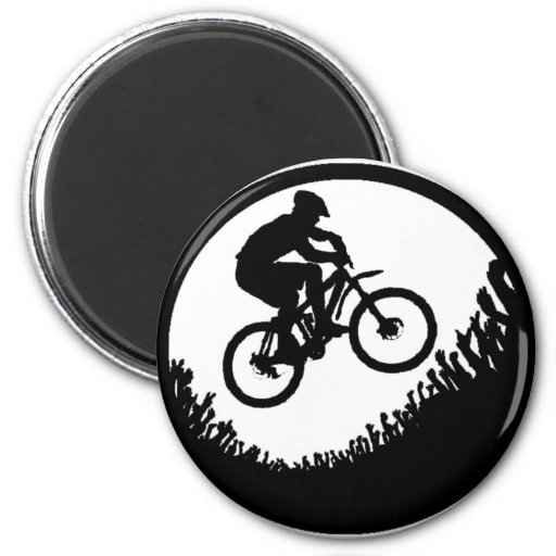 Bike Next Time Refrigerator Magnets