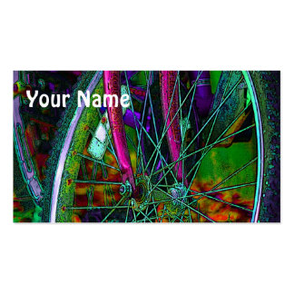 Bike On! Pack Of Standard Business Cards