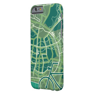 bike paths barely there iPhone 6 case