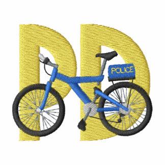 Bike Patrol Embroidered Polo Shirts
