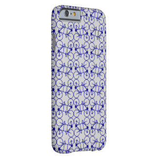 Bike Pattern Barely There iPhone 6 Case