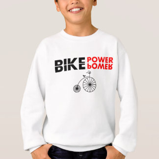bike power sweatshirt