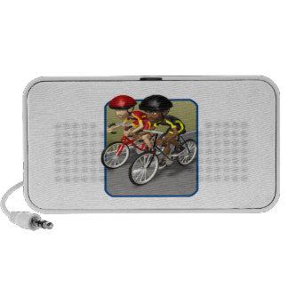 Bike Race iPod Speaker