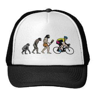 Bike Racer Trucker Hats