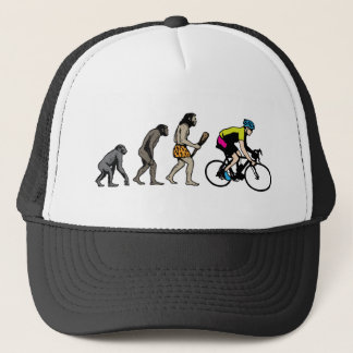 Bike Racer Trucker Hat
