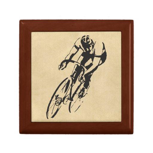 Bike Racing Velodrome Gift Boxes