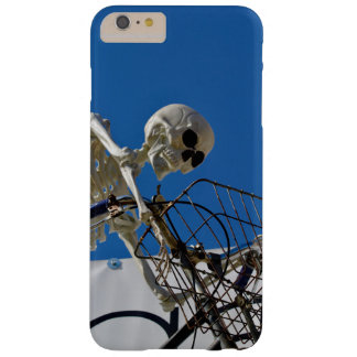 Bike Riding Bones Barely There iPhone 6 Plus Case