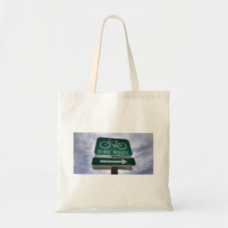 Bike Route Tote